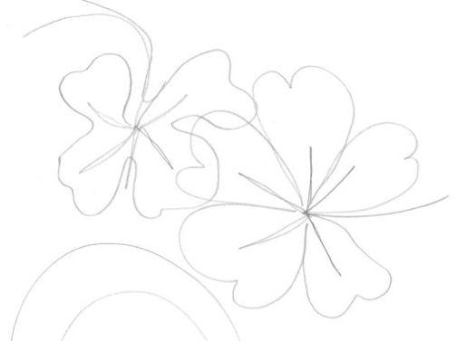 hibiscus quilting development 1