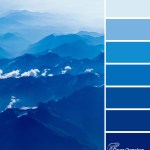 Blue Mountains color scheme by Clever Chameleon