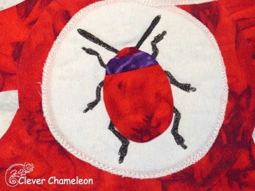 finished beetle