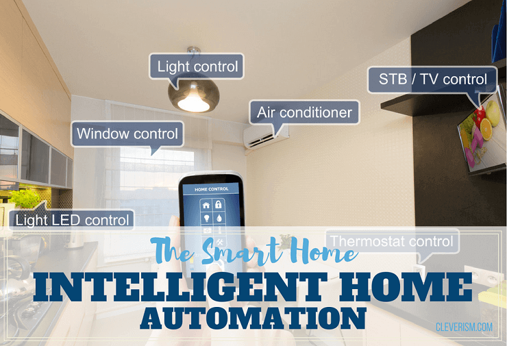 The Smart Home   Intelligent Home Automation