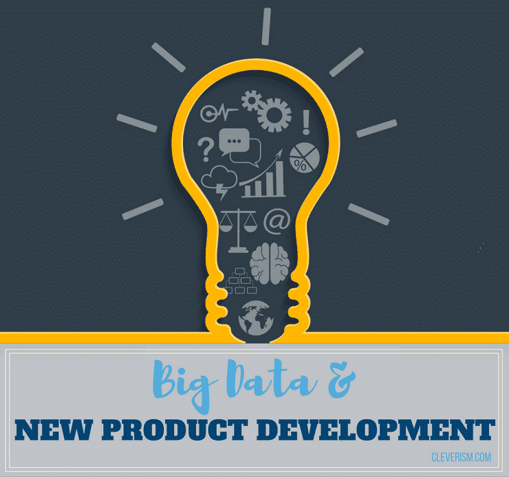 Big data and new product development for Product design development