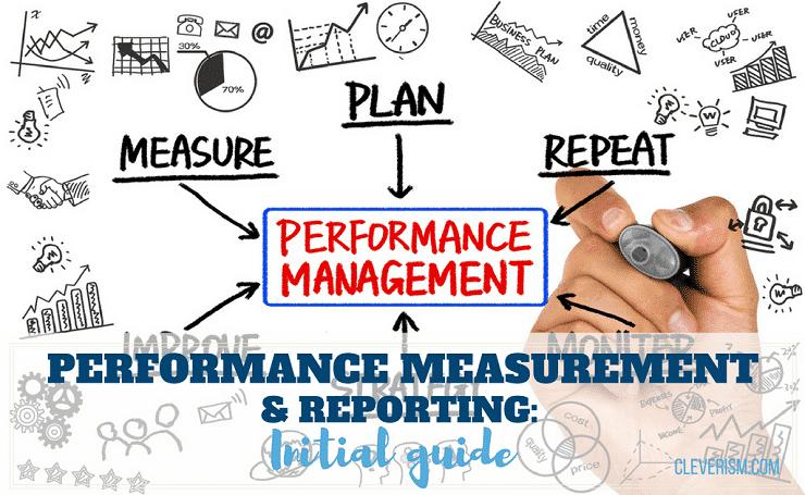 Performance Measurement & Reporting: An Initial Guide