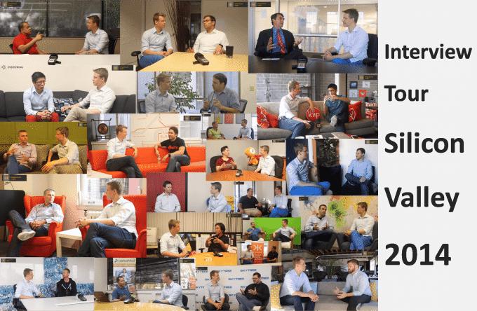 Interview Tour Silicon Valley 2014_