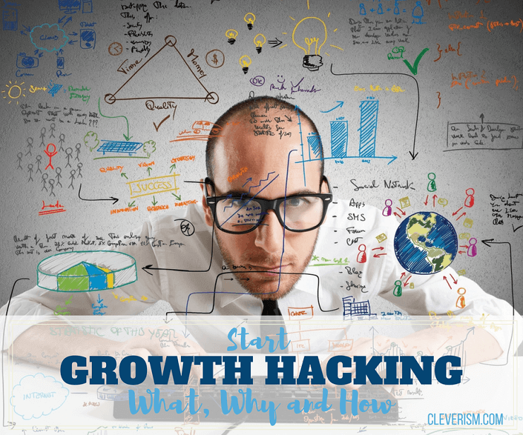 Start Growth Hacking: What, Why and How