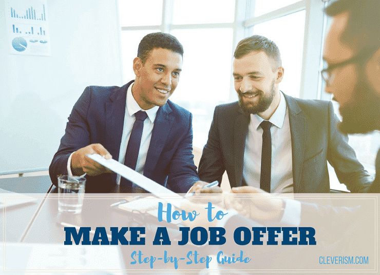 How to Make a Job Offer (Step-by-Step Guide)