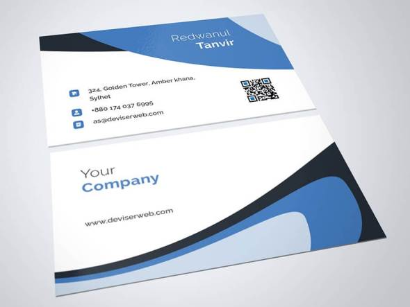 75 free business card templates that are stunning beautiful 61 brandica corporate business card template cheaphphosting Images