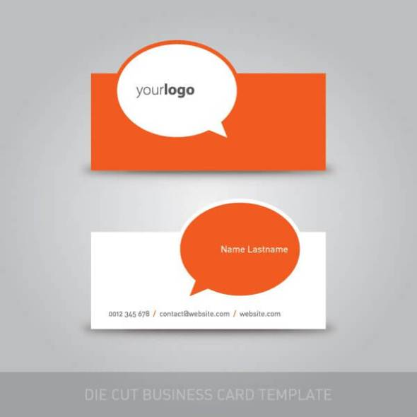 7-die-cut-business-card-template