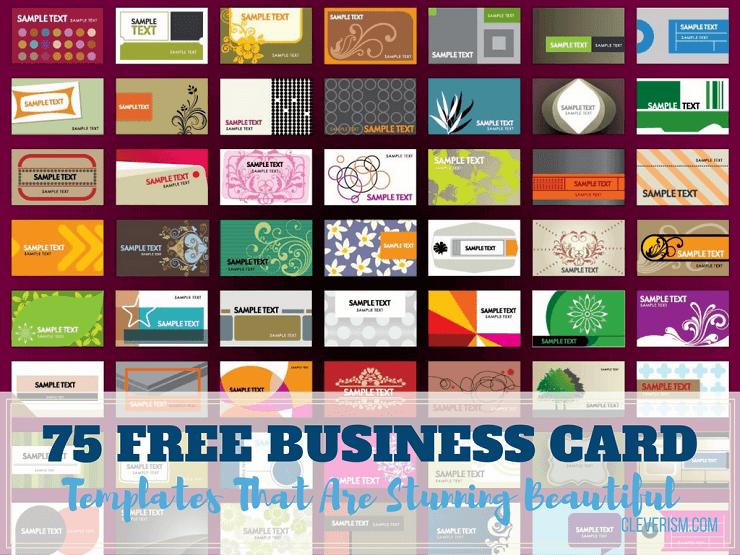 free photo card templates
