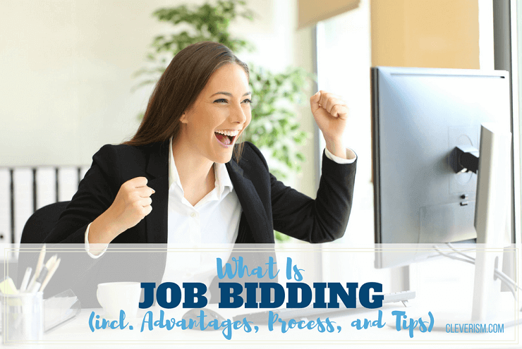What Is Job Bidding (Including Advantages, Process, and Tips)