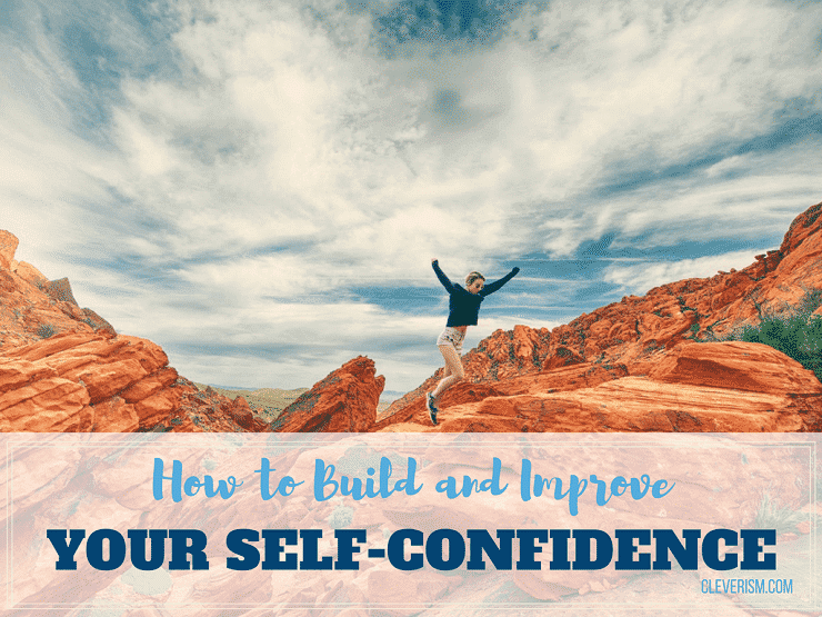 how to help self confidence