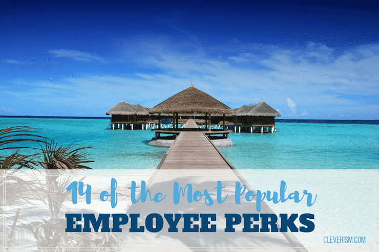 14 of the Most Popular Employee Perks – Job Perks Employees Love more than a Salary Raise