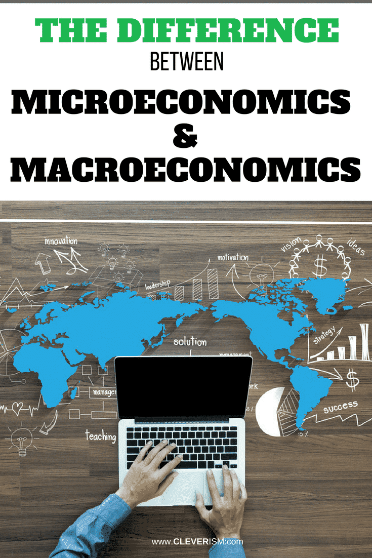 The Difference between Microeconomics and Macroeconomics - #Microeconomics #Macroeconomics #MicroVSMacroEconomics #Cleverism