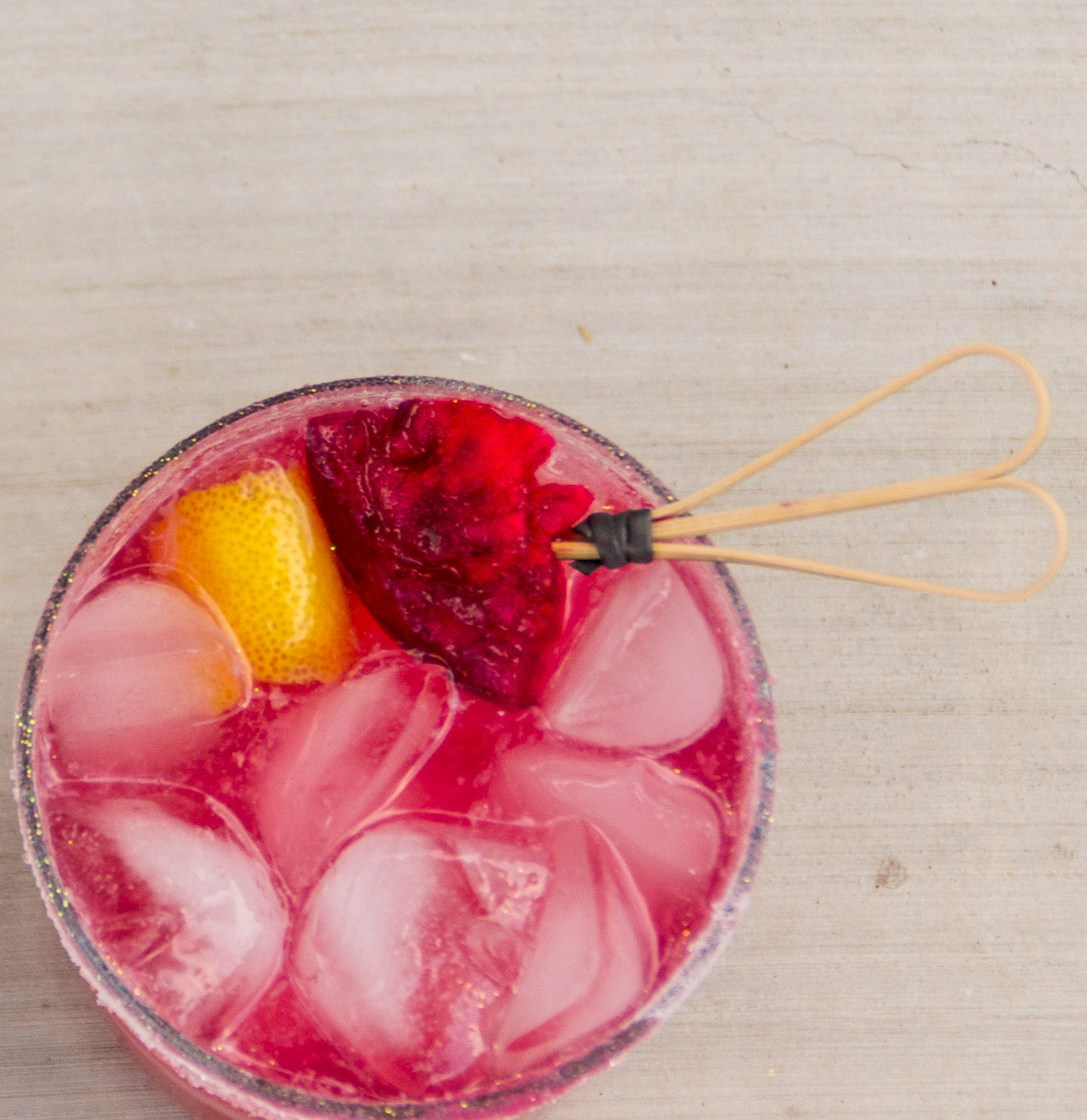 X Marks the Spot – A Tequila Pomegranate Cocktail