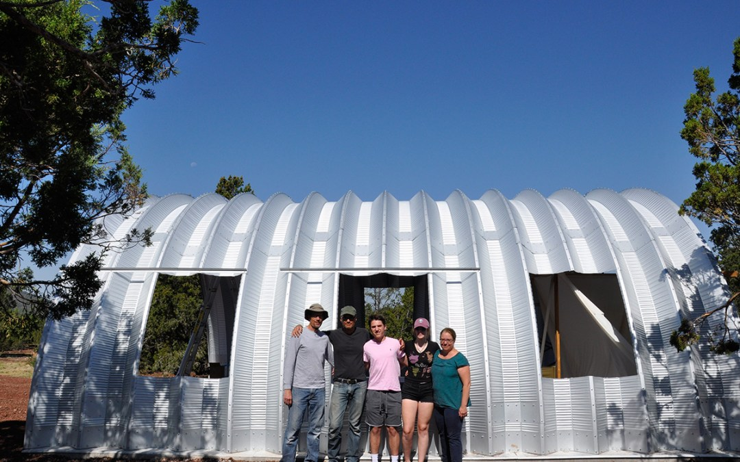 Quonset Hut Progress: QuonsetPalooza 2.0