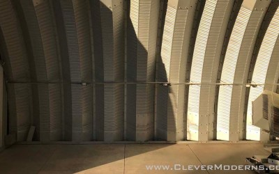 Quonset House + Workshop Electrical Rough-in