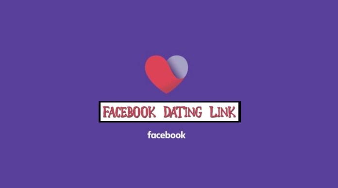 Facebook Dating Link
