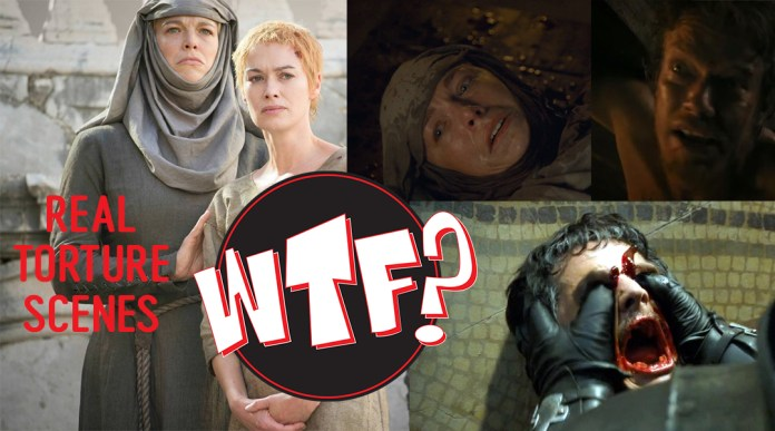 GOT Actress says Torture Scene was Real