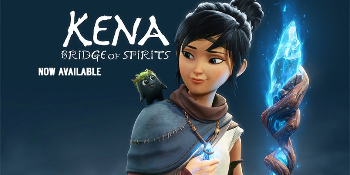 KENA Bridge of Spirits is Now Available
