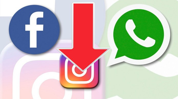 Facebook, WhatsApp and Instagram are Down