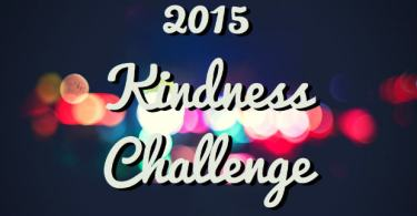 2015 Kindness Challenge
