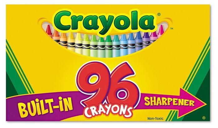 Crayola 96 Pack