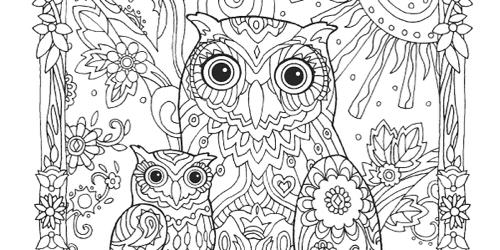 75 best stress busting coloring books