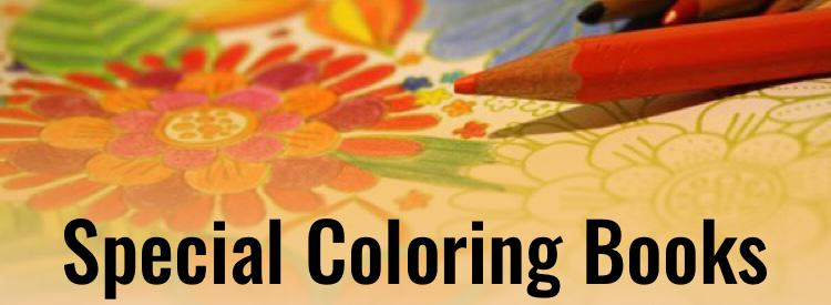 Special Coloring Books