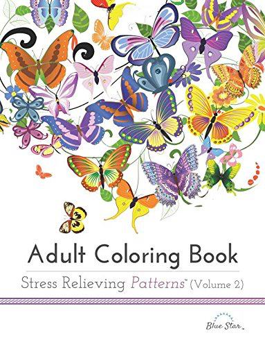 Stress Relieving Patterns, Volume 2