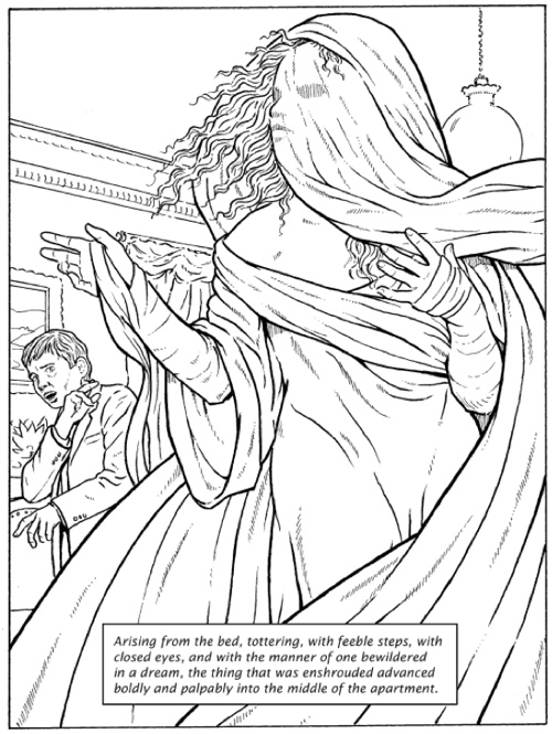 movie time coloring pages - photo #29