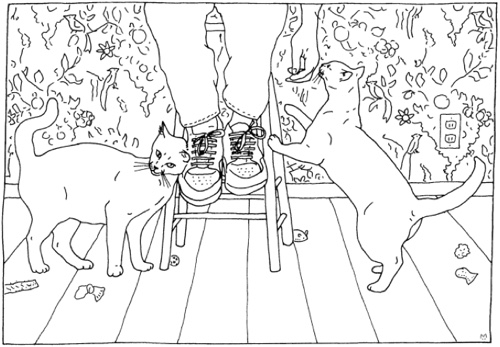 Cute Chinchilla Coloring Pages Coloring MChinchillaPrintable
