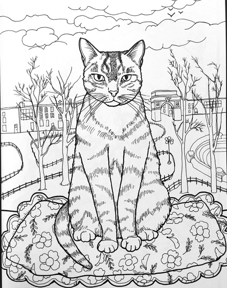 cat coloring book mimi vang olsen page1?w\u003d810 including cat lovers coloring book additional photo inside page cats on the cat coloring book including mimi vang olsen cats coloring book on the cat coloring book also 209 best images about art cat coloring on pinterest coloring on the cat coloring book besides best adult coloring books for cat lovers on the cat coloring book