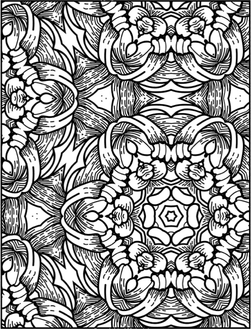 Geometric Art Coloring Book : Mandala coloring books: 20 of the best books for adults
