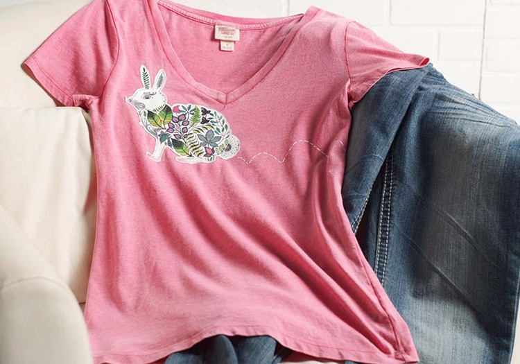 Crafty Ways to Use Your Coloring Pages: DIY Transfer onto Clothing!