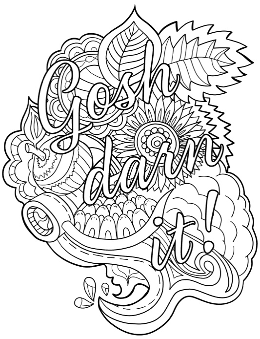 - Best Swear Word Coloring Books + A Giveaway! - Cleverpedia