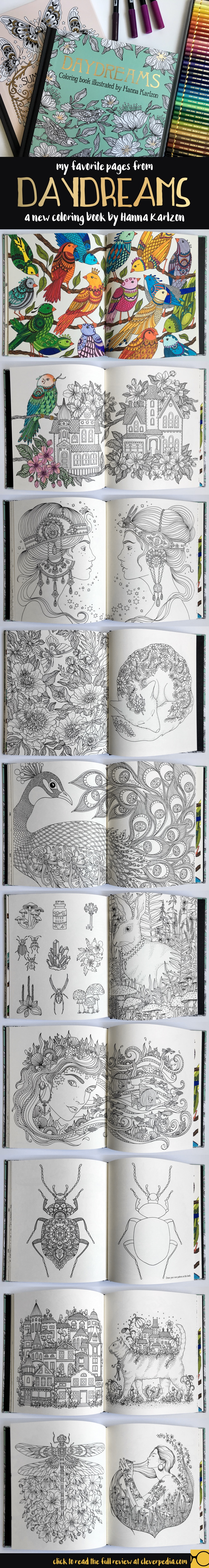 hanna karlzon u0027s gorgeous swedish coloring books released in us
