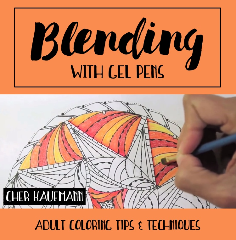 Adult Coloring Tutorials: Tips & Techniques for Adult ...