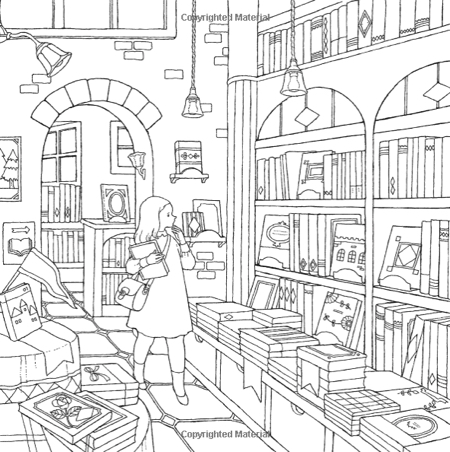 Hottest New Coloring Books: February 2017 Roundup