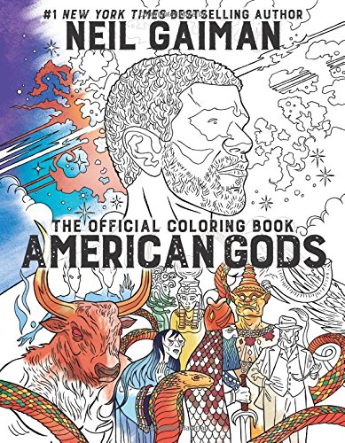 New Coloring Book : Hottest new coloring books: april 2017 roundup