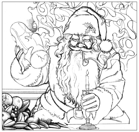 - 22+ Christmas Coloring Books To Set The Holiday Mood