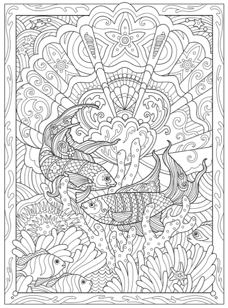 Hottest New Coloring Books February 2018 Roundup