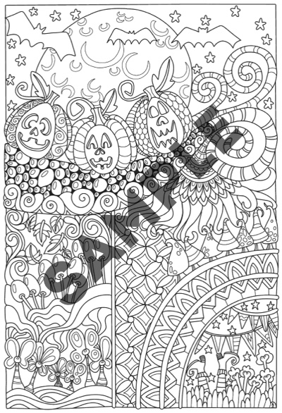 Hottest New Coloring Books: July 2018 Roundup - Cleverpedia