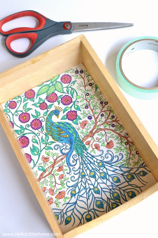 30 Crafty Ways To Use Your Coloring Pages Cleverpedia