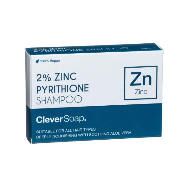 zinc shampoo box single