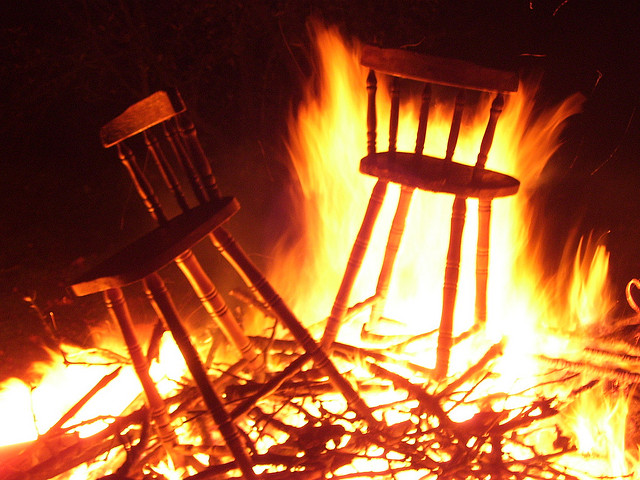 Vermont Is Burning The Furniture Conservation Law Foundation
