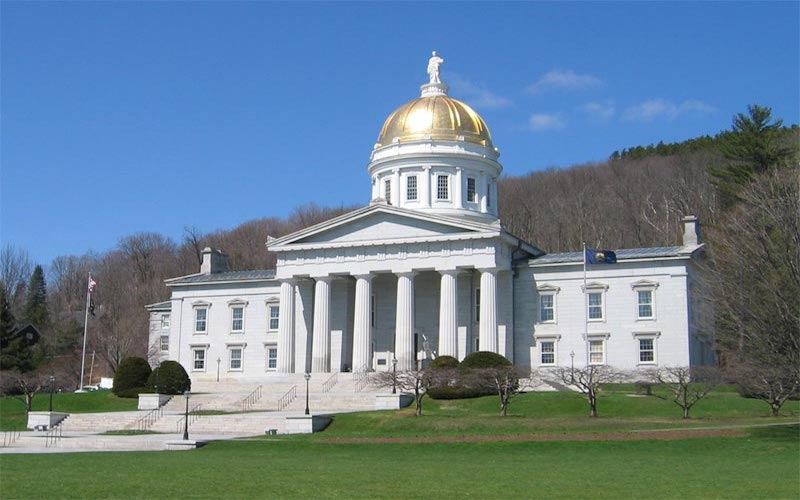 Legislators took up the Vermont Global Warming Solutions Act in January, 2020