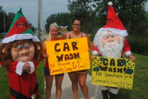 Car Wash Volunteers