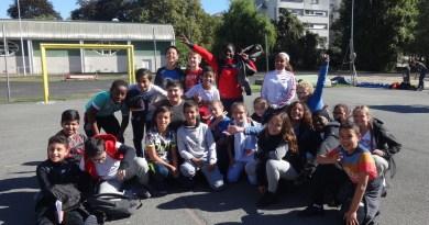 Les Olympiades pour promouvoir le sport scolaire