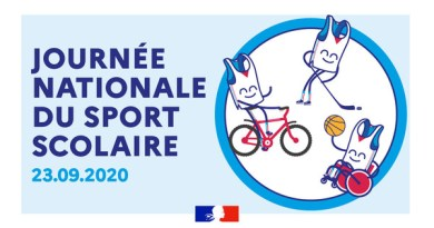 Journée Nationale du Sport Scolaire (23 septembre 2020)