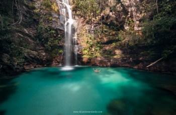 Como Fotografar Paisagens Com Lente Grande Angular - Cachoeira