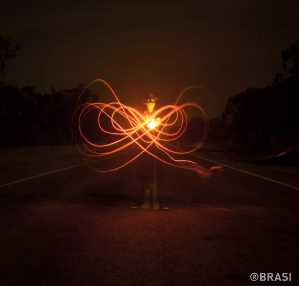 LIGHTPAINTING - ART PHOTO - ®-21